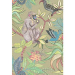Cole & Son Savuti Khaki Multi Wallpaper
