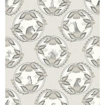 Cole & Son Ardmore Cameos Grey Wallpaper