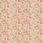 Fabricut Blitz Toile Burnt Orange Fabric