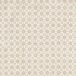 Schumacher Palisades Floret Neutral Fabric