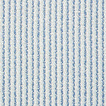 Schumacher Shoreline Stripe Sky Fabric