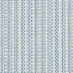 Schumacher Rustic Basketweave Sky Fabric