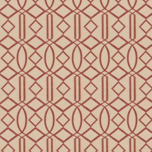 Fabricut Egyptian Lattice Mulberry Fabric - Fabric