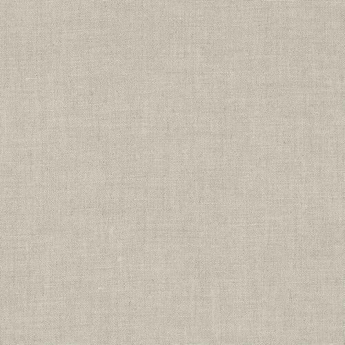 Schumacher Piet Performance Linen Oatmeal Fabric - Fabric