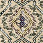 Lee Jofa Abyssinia Sage/Blue Fabric