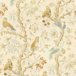 Lee Jofa Somerfield Gold/Lake Fabric