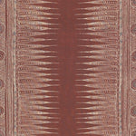Lee Jofa Indian Zag Paprika Fabric