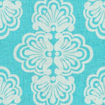 Lee Jofa Shell We Shorely Blue Fabric