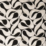S. Harris Hoopla Caviar Fabric