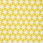 Schumacher Setareh Ii Yellow Fabric