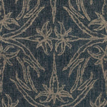 Groundworks Lily Branch Midnight Fabric