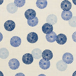 Groundworks Kasa Blue Fabric