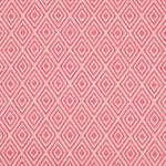 Brunschwig & Fils Grace Bay Woven Pink Fabric