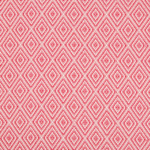 Brunschwig & Fils Grace Bay Woven Pink Fabric - Fabric