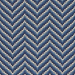 Schumacher Wilder Baltic Fabric