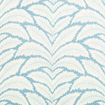 Brunschwig & Fils Talavera Blue Wallpaper