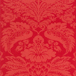 Brunschwig & Fils Le Grand Palais Ruby Wallpaper
