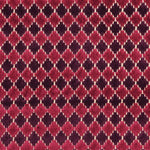 Schumacher Marrakesh Velvet Black Cherry Fabric