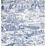 Brunschwig & Fils Zarafa Blue Wallpaper