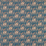Brunschwig & Fils The Hunting Toile Oxford Blue Fabric