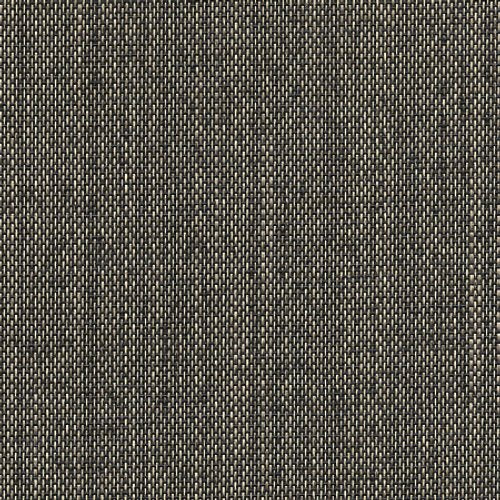 Phillip Jeffries Oxford Weave Indigo Blue Wallpaper - Wallpaper