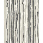 Cole & Son Strand Black & White Wallpaper