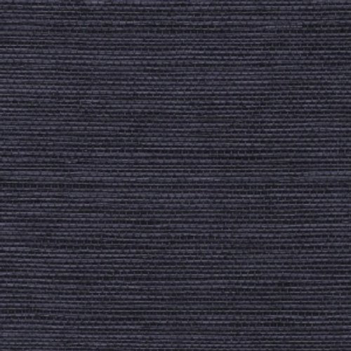Phillip Jeffries Manila Hemp Navy Wallpaper - Wallpaper