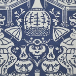 Clarence House The Vase Blue/White* Wallpaper
