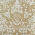 Clarence House The Vase Ecru Wallpaper