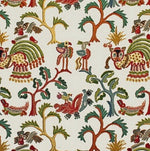 Clarence House Huberta Crewel Original Fabric