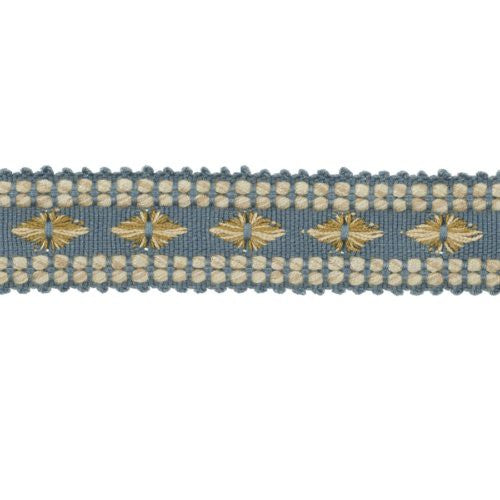 Fabricut Noni French Blue Trim - Trim