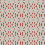 Fabricut Dada Diamond Coral Fabric