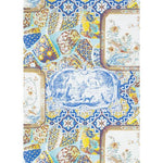 Mulberry Mulberry China Multi Wallpaper
