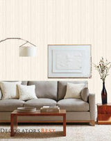 Ralph Lauren Friston Stripe Dove Wallpaper