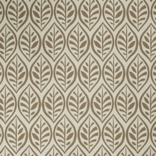 Stroheim Hop Natural Fabric - Fabric