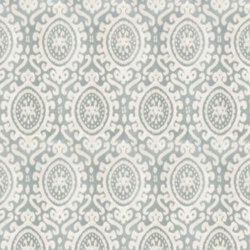 Stroheim Andreafsky Ice Blue Fabric - Fabric