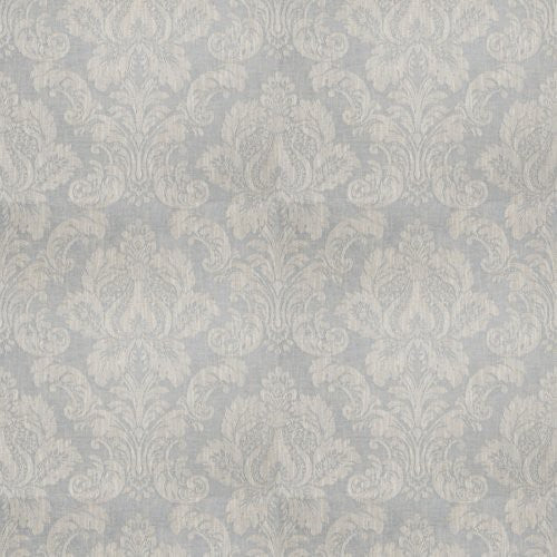 Stroheim Minam Ice Blue Fabric - Fabric