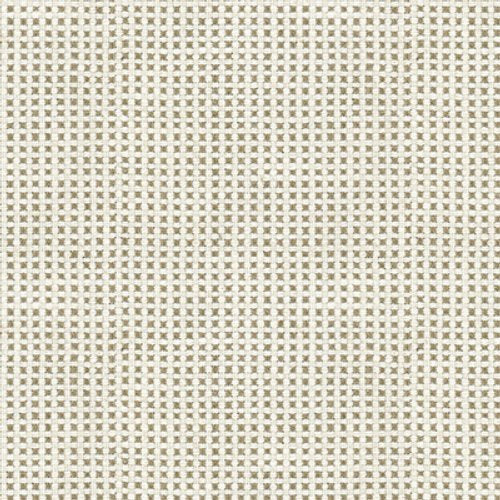Groundworks Kumano Weave Ivory/Linen Fabric - Fabric