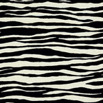 Kravet Mona Zebra Black Fabric