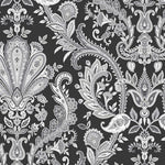 Norwall Jacobean Paisley Md29430 Wallpaper