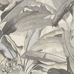 Norwall Polynesian Leaves Mh36538 Wallpaper