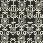 Kasmir Avant Garden Licorice Fabric