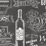 Norwall Chalkboard Ck36631 Wallpaper