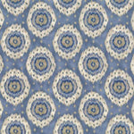 Kasmir Awash French Blue Fabric