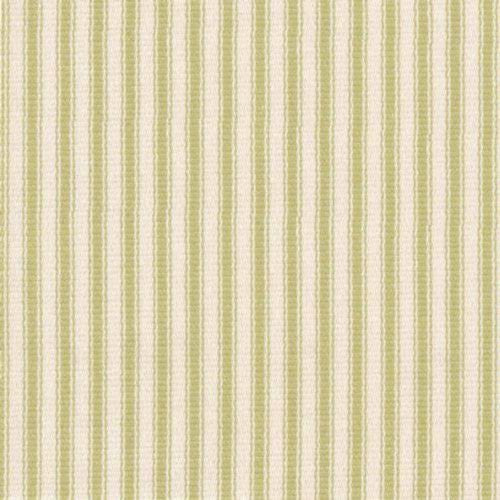 Kasmir Beachnut Stripe Lemongrass Fabric - Fabric