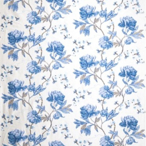 Stroheim 1084A Anthea S0520 Meadow Fabric - Fabric