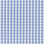 Schumacher Bermuda Check Cornflower Fabric