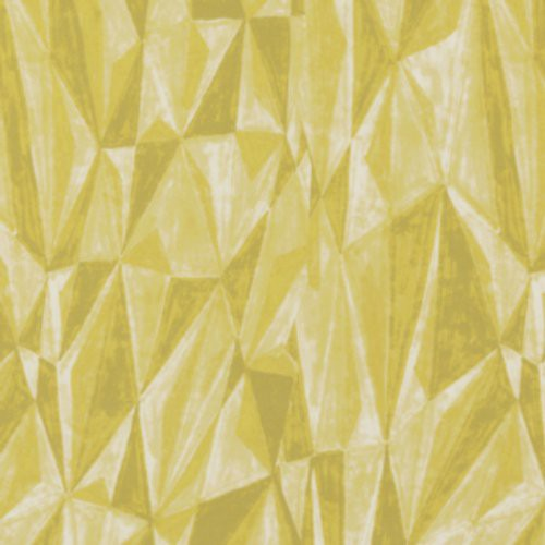 Groundworks Covet Citrine Fabric - Fabric