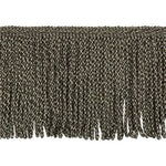 Groundworks Felix Fringe Coal/Cream Trim