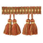 Kravet Paired Tassels Antique Trim